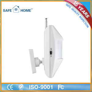 Wireless Long Distance PIR Detector with Reylay Output pictures & photos