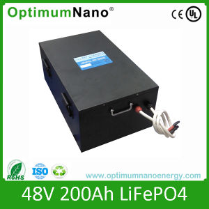Clean and Green Energy 48V   200ah   Lithium Ion Battery   for Solar System pictures & photos
