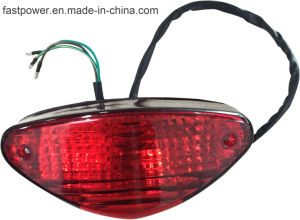 Motorcycle Spare Parts Boxer Rear Light pictures & photos