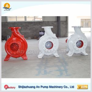 Horizontal Centrifugal End Suction Liquid Manure Pump pictures & photos