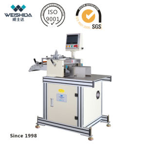 Automatic Computerized CNC Cutting Machine for Laminating Materials pictures & photos
