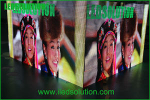 Seamless Indoor Outdoor Corner LED Screen pictures & photos