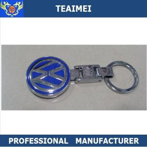 VW Logo Gift Keyring Metal Zinc Alloy Key Chains pictures & photos