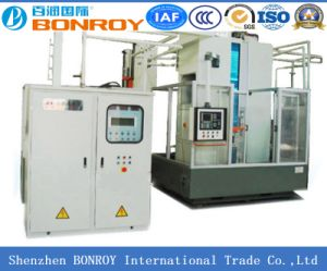 Vertical Inductor Moving Quenching Machine for Gear/Disc pictures & photos