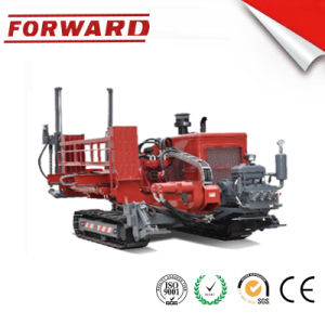 Professional Design Horizontal Directional Drilling Machine with Thrust-Pullback Force 22t pictures & photos