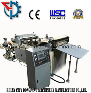 Dfj-800b Automatic Sheeter with Work Table Sheet Collection pictures & photos