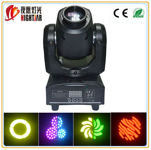 LED Moving Head Light 60W Robotic Light LED Beam Moving Head Stage Lighting DJ Party Disco Wedding Lighting pictures & photos