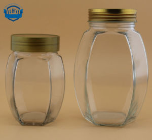 160ml -670ml Honey, Jam, Bird′s Nest High-Grade Lead-Free  Food Grade Glass Jar pictures & photos
