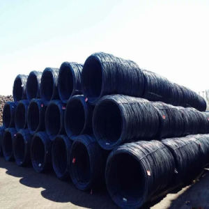Steel Wire Rods Q195/Q235/SAE 1006/SAE 1008/Hpb235/Hpb300 pictures & photos