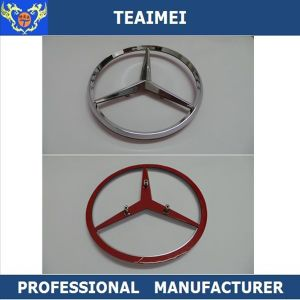 ABS Car Logo Chrome Plastic Auto Emblem Car Badges Emblems pictures & photos