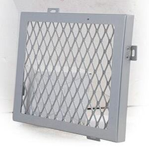 ISO9001, SGS, Expanded Metal Ceiling Aluminum Mesh Panel with High Quality pictures & photos