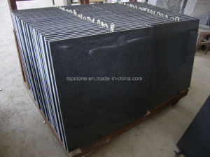 Polished Dark Grey G654 Granite Tile for Flooring pictures & photos
