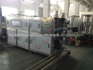 Automatic 5gallon Water Bottle Filling Machinery with Ce Certificate pictures & photos
