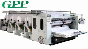 High Speed Automatic Folding Facial Tissue Machine pictures & photos