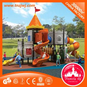 New Arrival Preschool Plastic Kids Slide for Sale pictures & photos