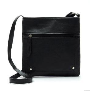 Fashion Vertical Unisex Shoulder Bag Handbag pictures & photos