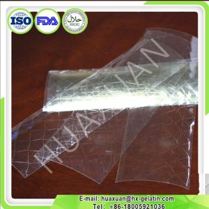 Best Quality Food Grade Leaf Gelatin pictures & photos