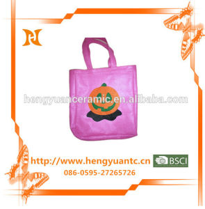 Pink Shopping Bags with Awesome Pattern Design pictures & photos