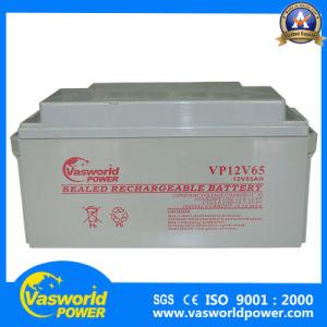 Gel Battery 12V 12V65ah Factory SLA Long Life Battery pictures & photos