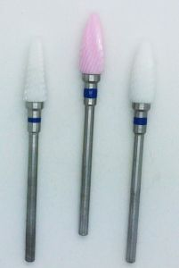 Dental Lab Cutter Zirconium Oxide Diamond Polisher for Micro Motor Toothing C pictures & photos