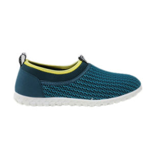 Teenager Mesh Fabric Sports Shoes Breathable Shoes pictures & photos