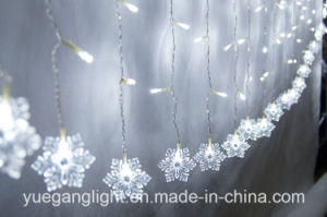 Twinkling Stars IP44 Waterproof Outdoor Christmas LED Curtain Light pictures & photos