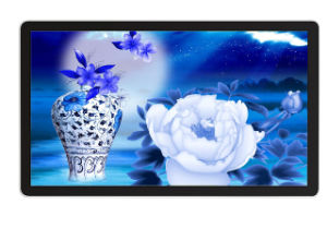 32-Inch Wall Mounted Indoor Android LCD Digital Signage Advertising Display pictures & photos