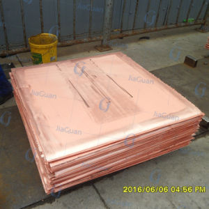 Copper Cathode with 99.99% Purity pictures & photos