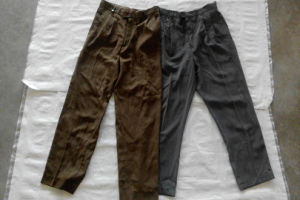 Promotional Stock Recycling in Bales Men Suit Pants Used Clothing Canada Style pictures & photos