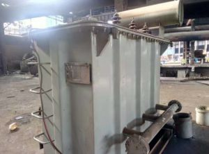 Used 5 Tons of Steel Shell of Intermediate Frequency Furnace pictures & photos