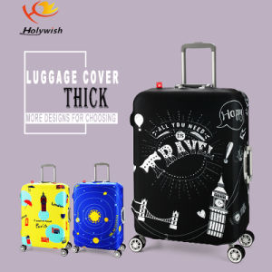 New Design Protect Luggage Carrier Polyester Material Luggage Cover pictures & photos