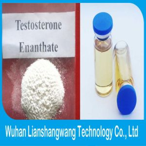 Testosterone Enanthate Cycle Raw Steroid Powders Test Enanthate Results for Muscle Mass pictures & photos