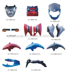 Motorcycle Body Parts with High Quality for Ybr K Model