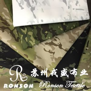 Multicam Tropic, Woodland Cp Camouflage, Cordura Oxford Fabric for Bags pictures & photos