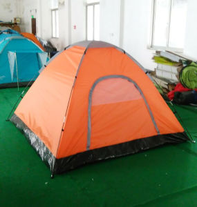2 Persons Folding Dome Camping Tent (ET-ZYR001) pictures & photos