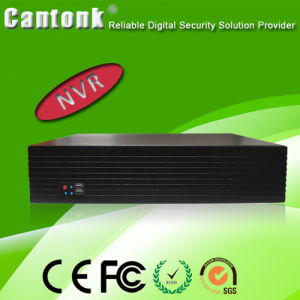 China Top 3 CCTV Camera OEM Manufacture 64 H. 265 NVR Support H. 265 Ipc pictures & photos