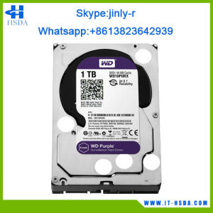 Wd40purx Wd Purple 4tb Surveillance Hard Disk Drive - 5400 Rpm Class SATA 6 GB/S 64MB Cache 3.5 Inch pictures & photos