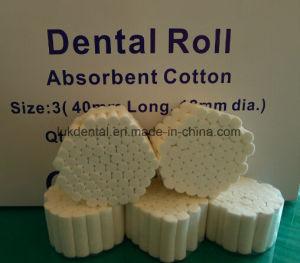 Hot Sale 100% Pure Dental Disposable Cotton Roll pictures & photos