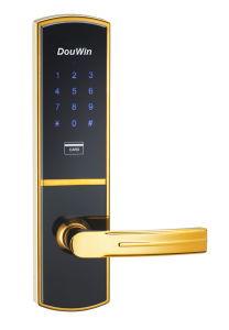 Home Digital Card Key Door Lock pictures & photos