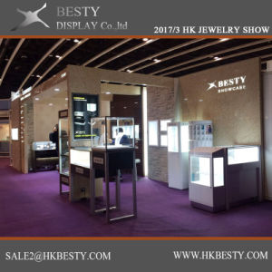 Watch jewelry Shop in Shop Display Showcase Design pictures & photos