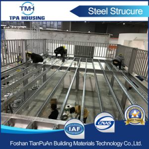 Small Size Steel Structure Platform for Canton Fair Exhibition pictures & photos