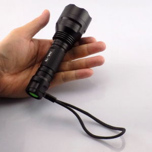 2000lm CREE T6 LED Flashlight Flash Torch Light pictures & photos