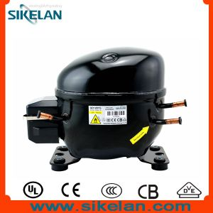 Sikelan Upright Freezer Refrigerator Fridge Cooler R600A Propane AC Compressor Qd128yg 220V pictures & photos