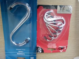 High Quality Molden Modern Family S-Hook for Kitchen & Bathroom pictures & photos