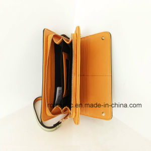 Wholesale Lady PU Wallet Fashion Designer Women Purse (NMDK-041901) pictures & photos