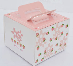 Custom Cake Box/Food Gift Paper Packaging Box pictures & photos