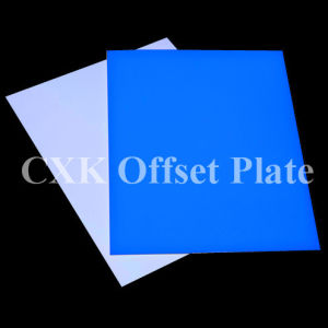 Sensitive Graphic Plate UV Ctcp for UV Cron Amsky Machine pictures & photos