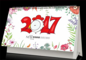 Calendar 2017 Monthly Table Calendar Desktop Calendar Printing pictures & photos