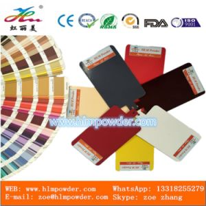 Panton Color Polyester Powder Coating with FDA Certification pictures & photos