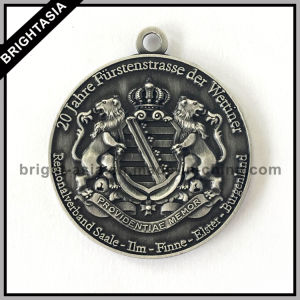 Zinc Alloy Challenge Coin for Promotion Gift (BYH-101155) pictures & photos